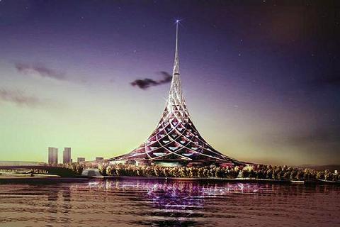 Moscú contará con el edificio más grande del mundo