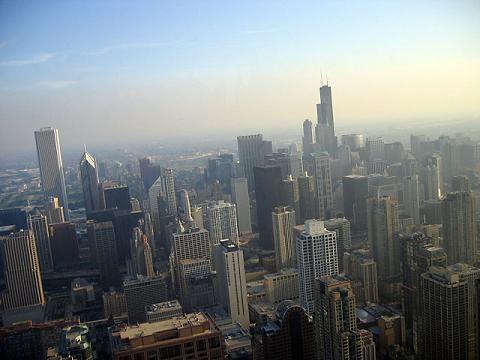 chicago img 0065 Las 10 ciudades con más rascacielos del mundo