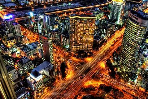 seulskyline Las 10 ciudades con más rascacielos del mundo
