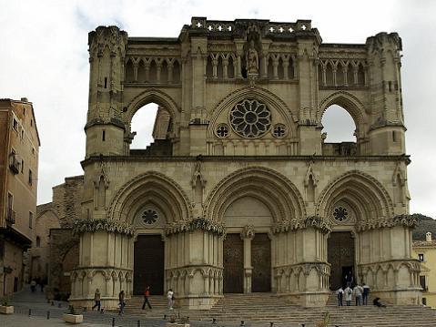 catedralcuenca Cuenca, Patrimonio de la Humanidad