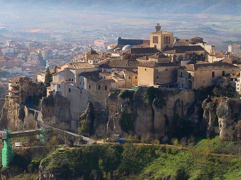 cuencapanorama Cuenca, Patrimonio de la Humanidad