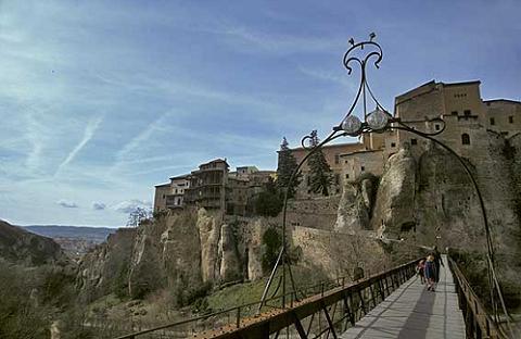 sanpablopu Cuenca, Patrimonio de la Humanidad