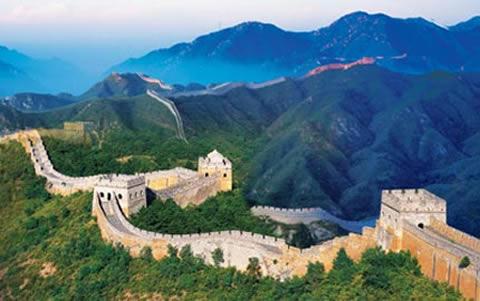 La gran muralla china muy bueno taringa for Q es la muralla china