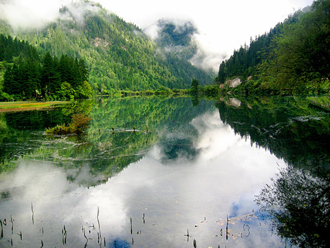 Parque natural de Jiuzhaigou (China)