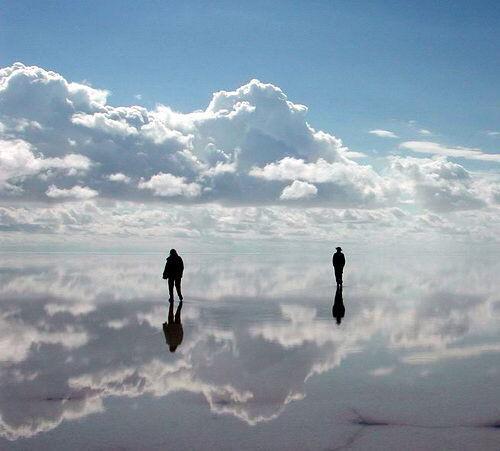 espejo salar uyuni 3 Espejo natural del Salar de Uyuni