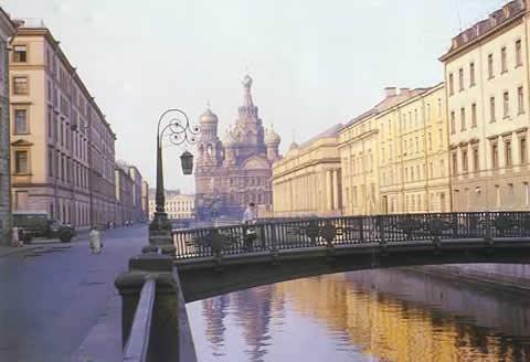 Sitios de prostitutas en San Petersburgo