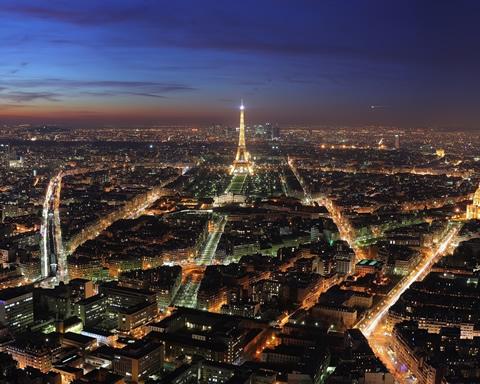 Un paseo por París