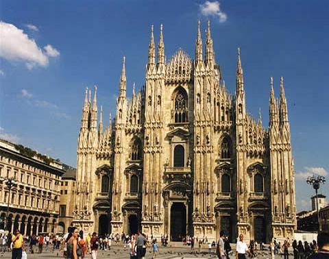 Ciudades italianas for Arquitecturas famosas
