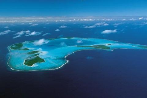 playa paridisiaca 1 Las mejores playas paradisíacas del mundo