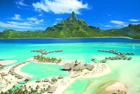 playa paridisiaca 2 Las mejores playas paradisíacas del mundo