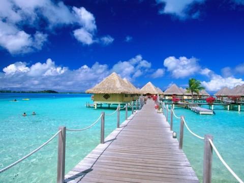playa paridisiaca 25 Las mejores playas paradisíacas del mundo