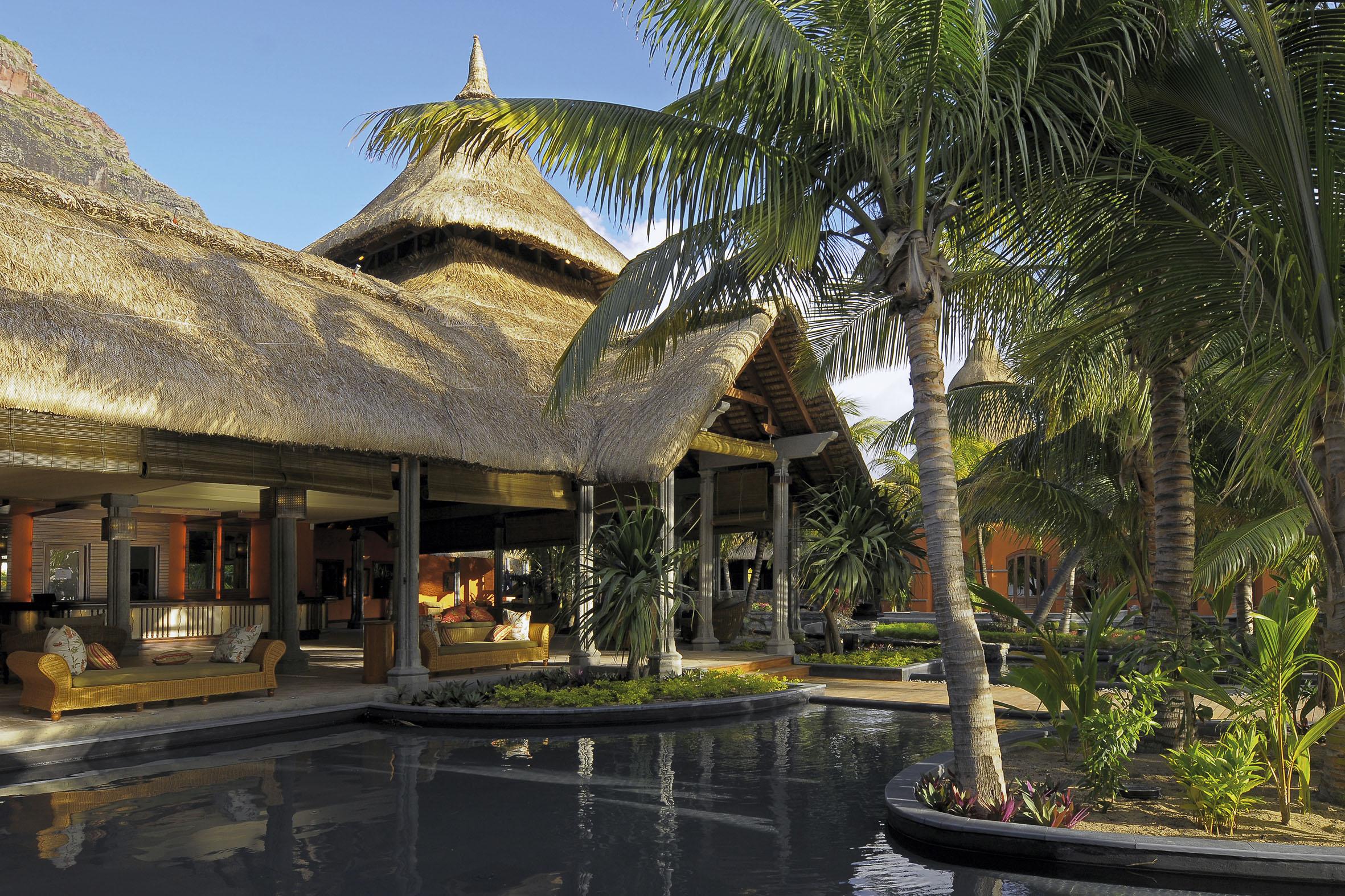 Hotel gran lujo dinarobin en isla mauricio for Hoteles de lujo baratos