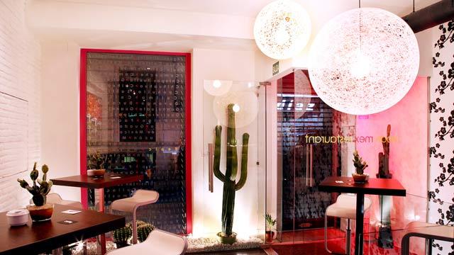 Restaurante tepic de cocina mexicana for Entrantes tipicos franceses