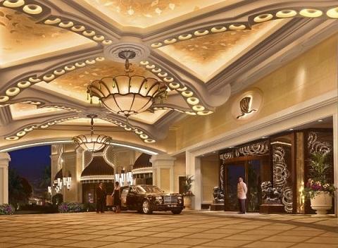 Encore el lujoso hotel de macao for Most expensive hotel in macau