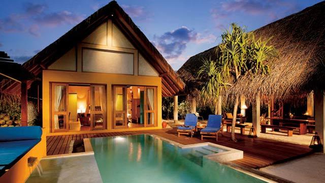 islas maldivas la flor de las indias On islas maldivas bungalows