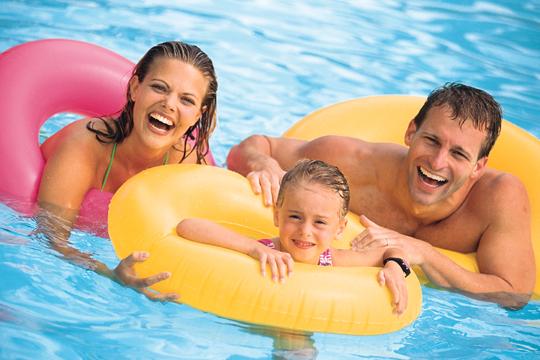 Organizar vacaciones en familia for Se hacen piscinas