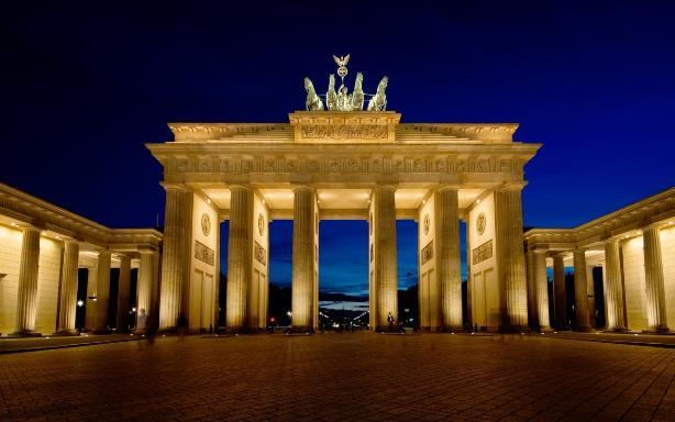 Puerta de Branderburgo Berlin