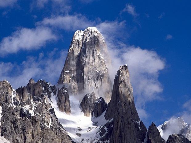 Las cadenas montañosas del Himalaya