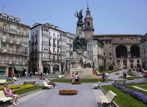 Vitoria gasteiz capital verde europea 2012 - Arquitectura pais vasco ...