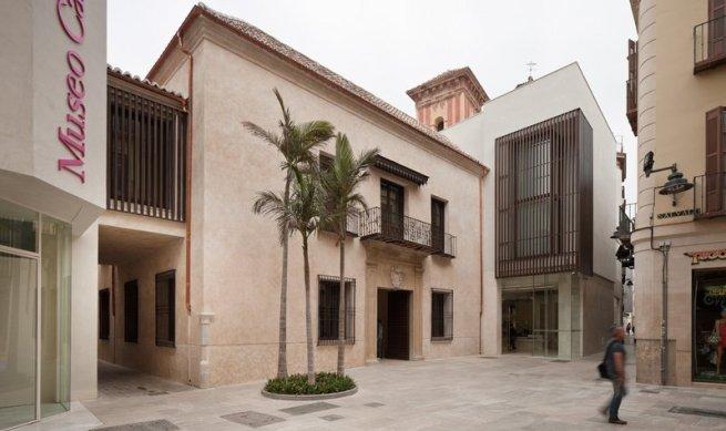 Museo Carmen Thyssen en Málaga