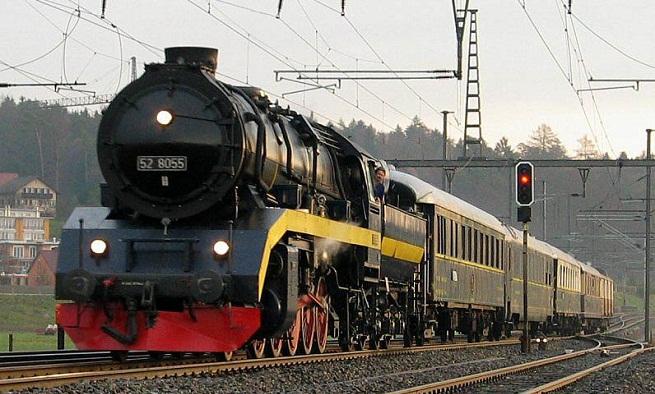 Viajar en el Orient Express