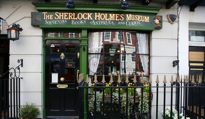 Museo de sherlock holmes en londres - Casa de sherlock holmes ...