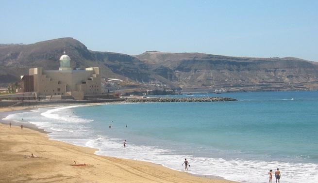 Las mejores playas y calas de gran canaria - Isla de las palmas de gran canaria ...