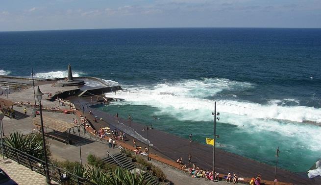 Las mejores playas y calas de tenerife for Piscinas naturales en el sur de tenerife