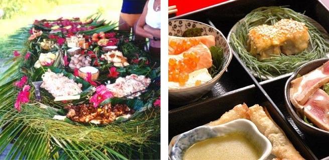 Qu comer en bora bora for Verduras tipicas de francia