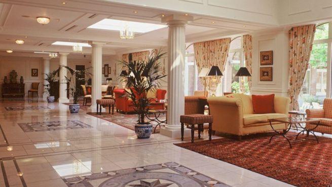 Hoteles de lujo por poco dinero