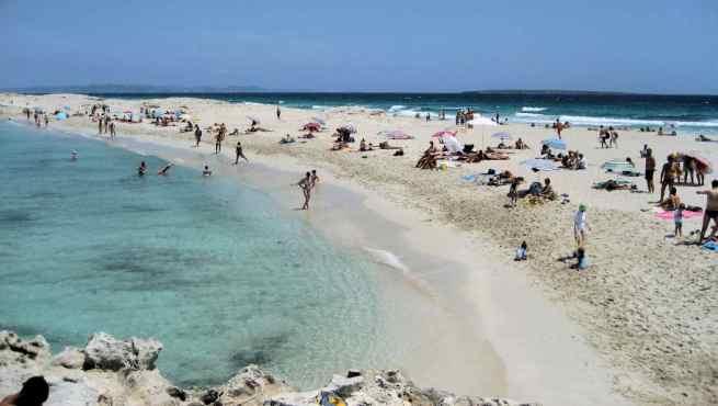 mejores playas de espana 2012