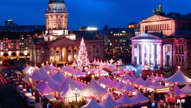 los mejores destinos para pasar fin de a o en 2012 On fin de ano en berlin