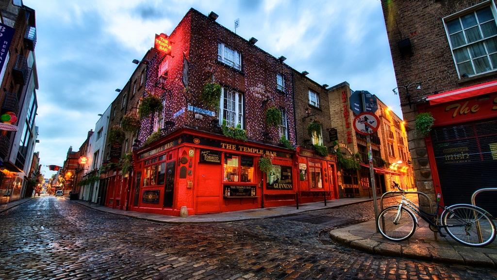 Dublin, Temple Bar