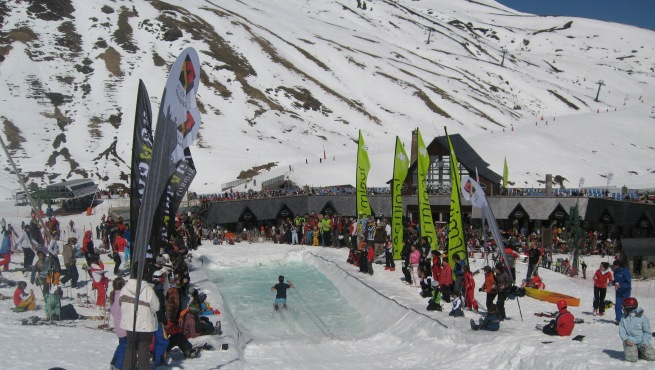 Esquiar en formigal for Jardin de nieve formigal