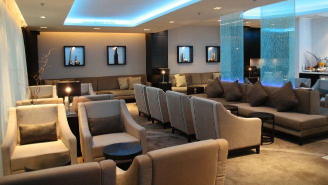 Las salas vip m s lujosas de los aeropuertos for Sala de estar de mansiones