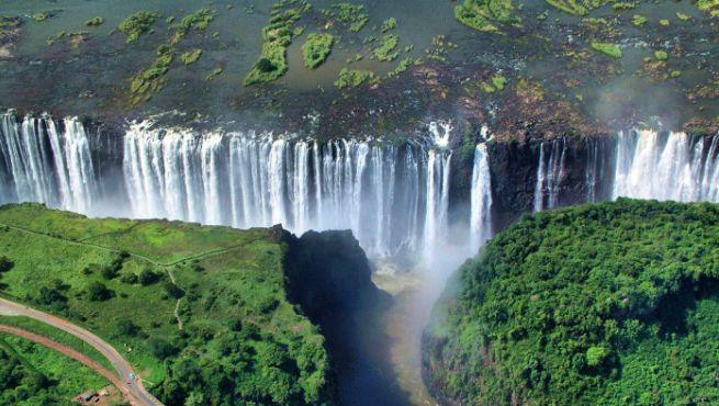 Las cataratas más bonitas del mundo