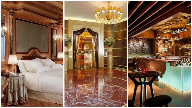 Los mejores hoteles de lujo de mil n - Hotel de lujo en granada ...