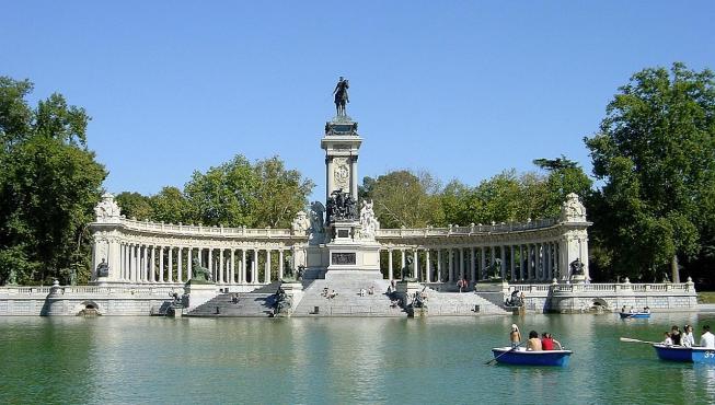 Los mejores parques de madrid - Viviendas en torrejon de ardoz ...