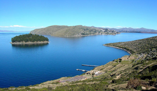 Lago el titicaca para PARA COLOREAR - Imagui