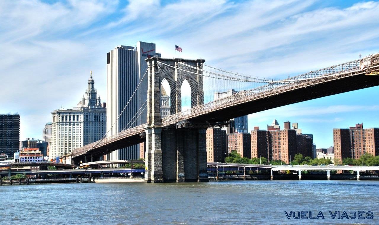 Nueva York puente