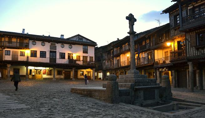 La alberca un pueblo para perderse en salamanca for Alberca 8 de julio
