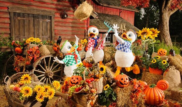 Halloween en Disneyland Paru00eds 2013