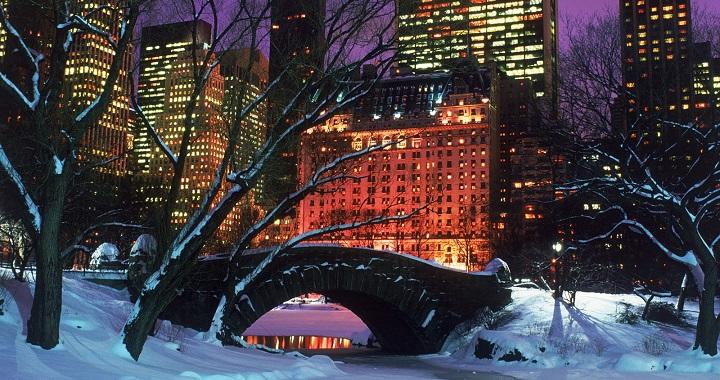 motivos visitar nueva york invierno