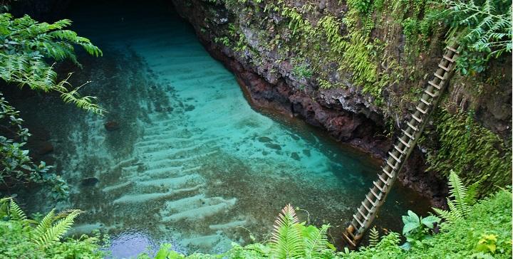 To sua ocean trench una piscina natural de ensue o - Piscinas de ensueno ...