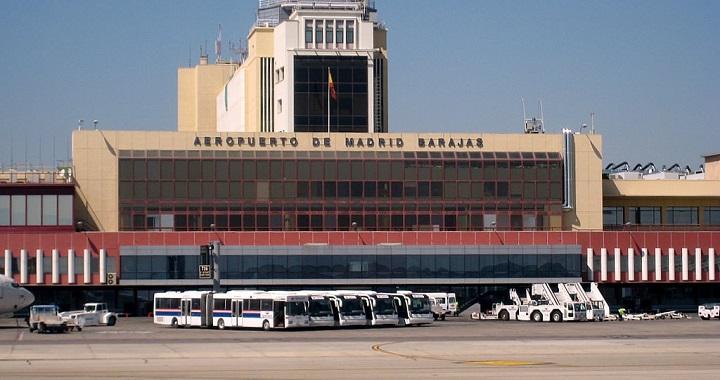 Aeropuerto Adolfo Suarez
