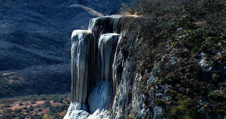 Hierve el agua Mexico