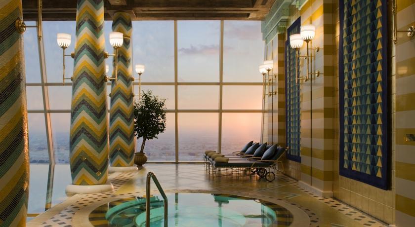 Burj Al Arab Hotel vistas spa