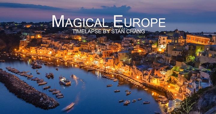 hermoso video Europa
