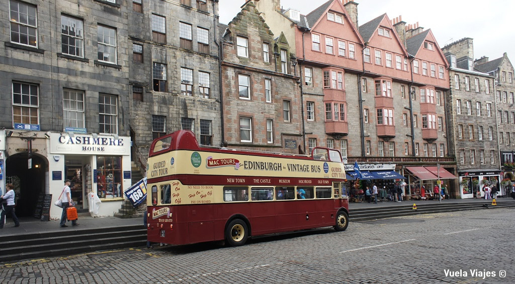 Edimburgo - Vuela Viajes
