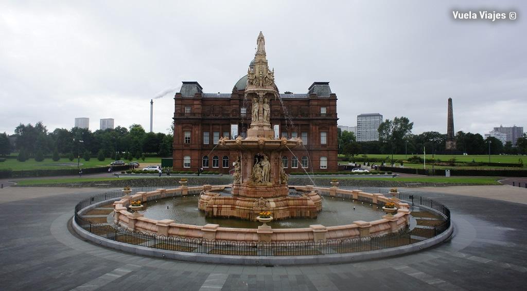 Glasgow - Vuela Viajes